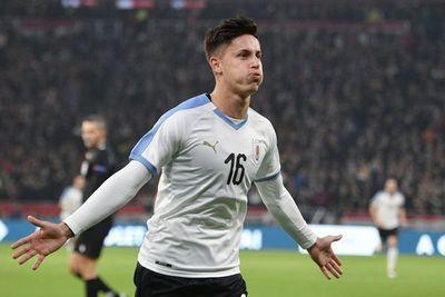 Uruguay derrota a Hungría