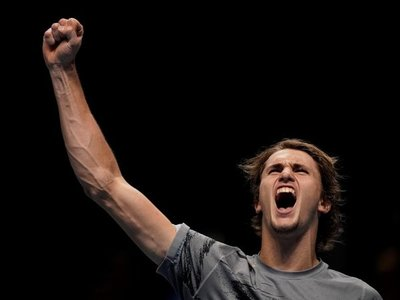 Zverev repite semifinales y echa a Nadal
