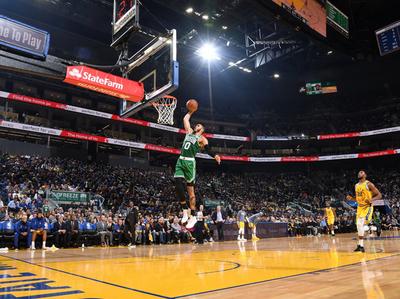 Los Celtics son líderes con una racha de diez victorias consecutivas