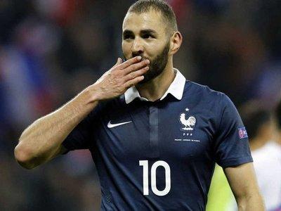 """Benzema: """"Sólo yo pondré fin a mi carrera internacional"""""""