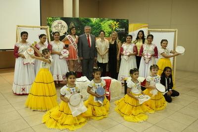Yataity se viste de fiesta para la XII edición de la Expo Feria del Ao´Poí