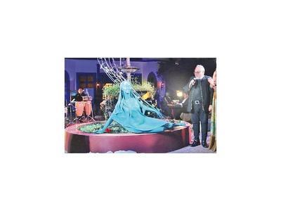Escultura La kuñataî se develó en San Ber
