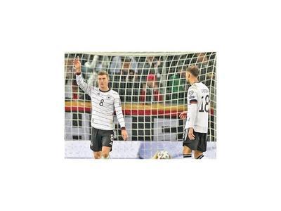 Alemania, Holanda y Austria   clasificaron