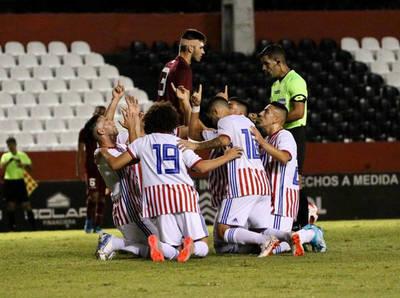 Compacto: Paraguay 3-1 Venezuela