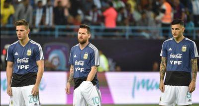El polémico gesto de Messi que 'incendió' a Brasil
