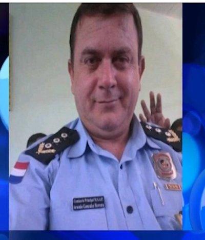 Comisario fue asesinado a balazos en Concepción