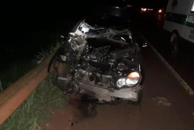 Brutal accidente deja un muerto