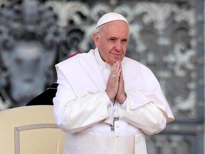 El Papa insta a no prestar atención a quien alimenta el miedo del otro