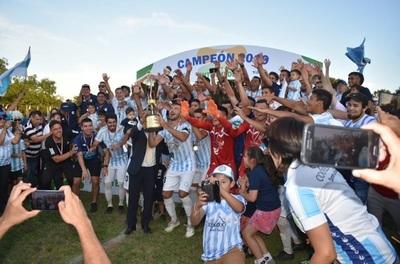 Guaireña es campeón y 12 de Octubre sube a Primera División
