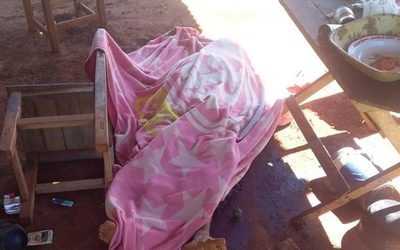 Sangriento asesinato en Minga Guazú