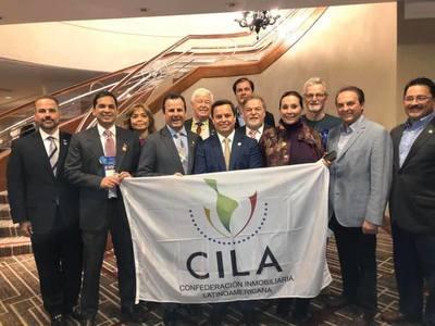 Paraguayo es nombrado presidente de la CILA