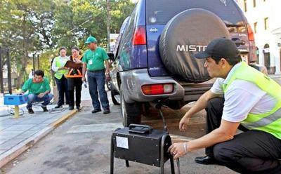 Realizan controles de  humo negro en Asunción