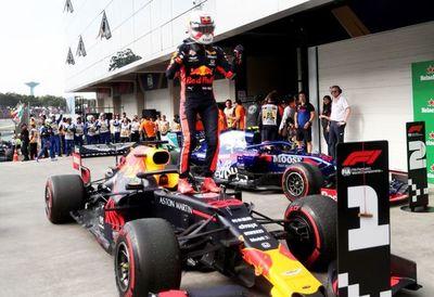 Verstappen vuelve al triunfo en Brasil