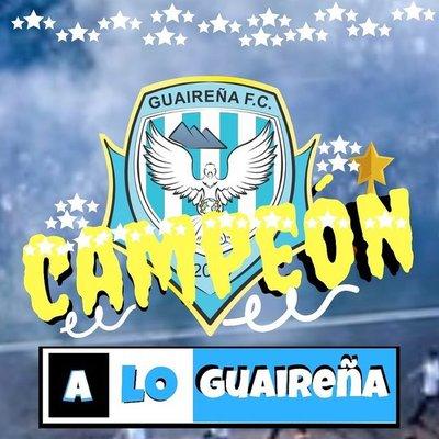 Guaireña campeón de la Intermedia y asciende a la Primera División