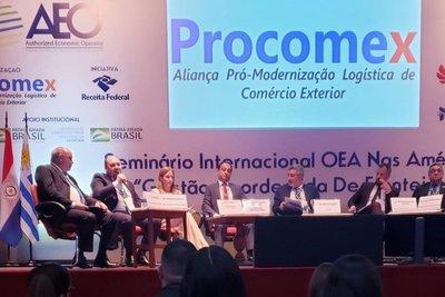 Paraguay presente en Seminario Internacional de Operadores Económicos Autorizados