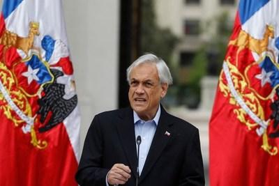 Sebastián Piñera cede a otro reclamo en Chile