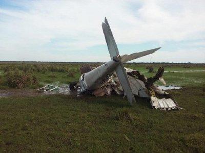 Accidente aéreo en estancia: Avioneta no tenía autorización de adaptación