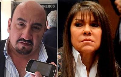 "Diputado Ortiz ""averigua"" origen de la fortuna de Celeste Amarilla, según dijo"
