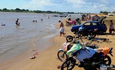 Hallan los cuerpos de los jóvenes ahogados en Itá Enramada