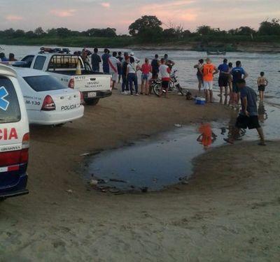 Hallan el cuerpo del segundo joven ahogado en Itá Enramada
