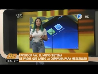Facebook Pay, el nuevo sistema de pagos