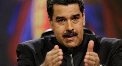 Maduro admitió que la dolarización de Venezuela podría beneficiar a su economía