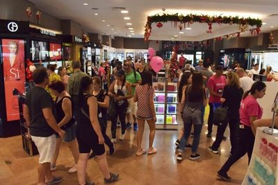 Black Friday superó las expectativas en CDE