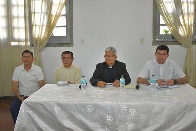 Presentan actividades para fiesta mariana en Itapé