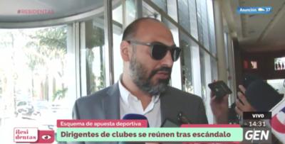 HOY / Presidentes de clubes piden a APF investigar vínculo de Trovato con apuestas deportivas