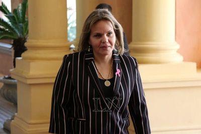 Lilian Samaniego niega injerencia en modificación de resoluciones del TEP