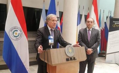 HOY / OEA reconoce papel relevante de Paraguay en la salida de Evo Morales de Bolivia