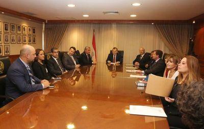 Corte Suprema recibió a los miembros de Gafilat