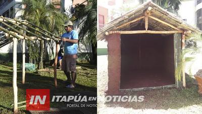 """TAPYI GUY"", UNA MEZCLA DE COSTUMBRES GUARANÍES CON LA RELIGIOSIDAD"