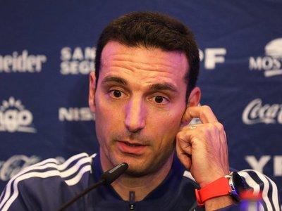 """Scaloni afirma tener una sensación """"positiva"""" tras empatar con Uruguay"""