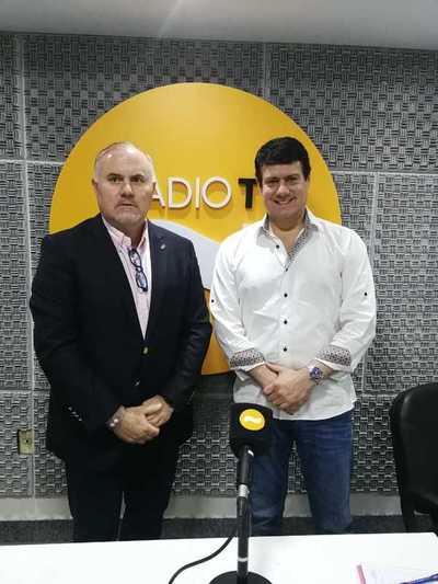 "Campos López Moreira: ""González Daher, 10 años te vas a ir preso"""