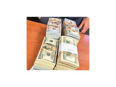 Aeropuerto: Retienen 370.000 dólares