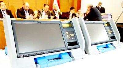 Auditoría a máquinas de votación iniciarían el lunes