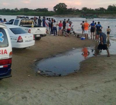Rescatan cuerpos de dos  ahogados en Itá Enramada