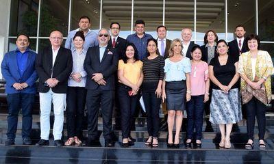 Empresarios indios  apuntan a  Itapúa