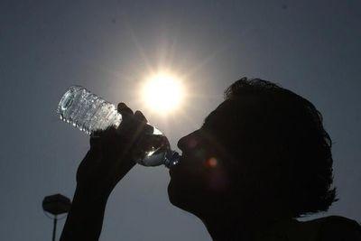 Anuncian calor extremo para toda la semana