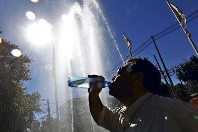 Meteorología anuncian calor extremo para toda la semana