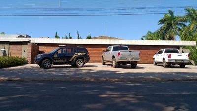 Ejecutan allanamientos en la frontera por el caso Lava Jato