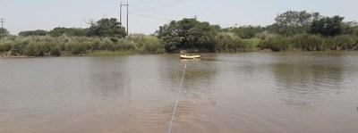 Prohíben bombeo de agua del Río Tebicuary por nivel crítico. Advierten con severas sanciones en caso de incumplimiento
