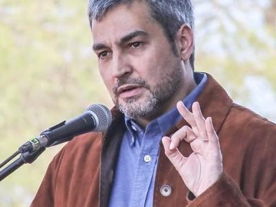 'Acá no hay intocables en el Paraguay'- Mario Abdo