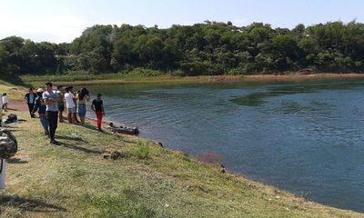 Menores mueren ahogados en el Río Paraná