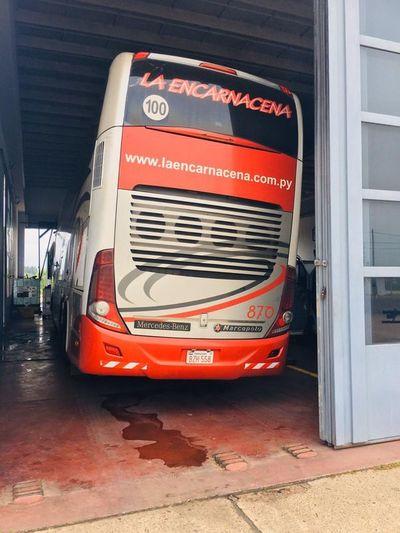 Pasajeros varados en Argentina serán rescatados, anuncia Dinatran
