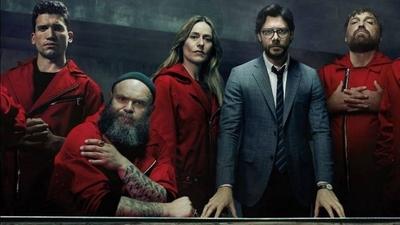 """HOY / Netflix planea spin-off de """"La Casa de Papel"""""""