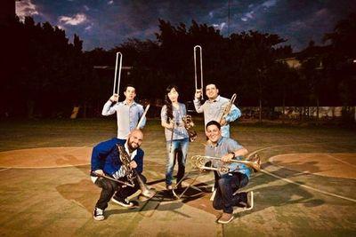 Buena Onda Trombón Club debuta hoy en Drácena