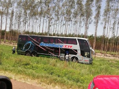 Accidente de tránsito deja dos mujeres lesionadas en Paraguarí