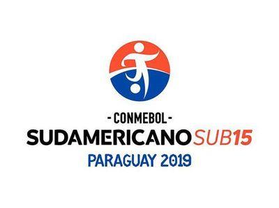 Ya están los grupos para el Sudamericano Sub 15